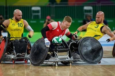 2018 GIO IWRC Wheelchair Rugby World Championship