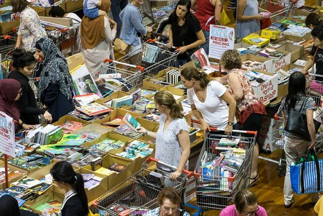 Scholastic Book Sale 2017