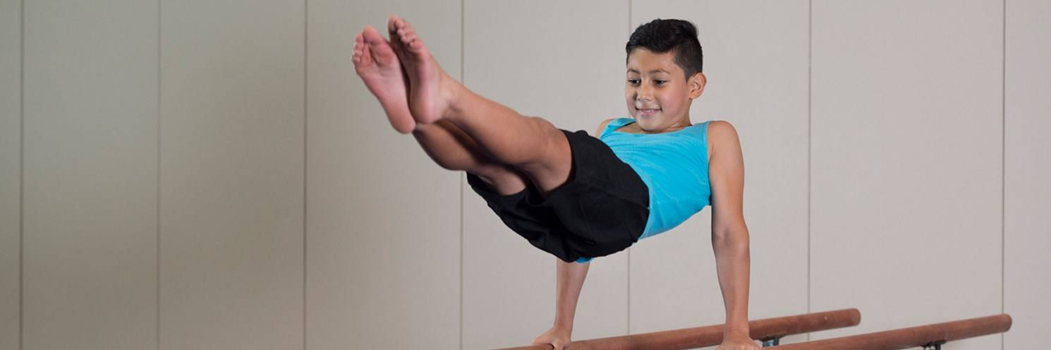 Gymnastics Strength and Conditioning