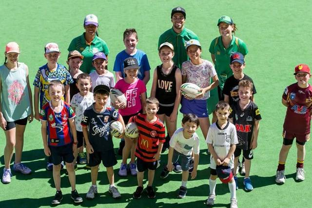 Rugby League Clinic