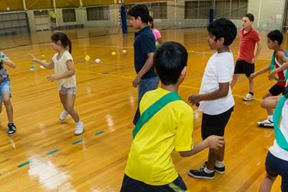 Sports Halls - Schools Program - Photography by Paul K Robbins