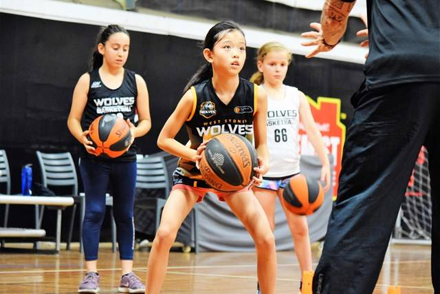 West Sydney Wolves School Holiday Camp