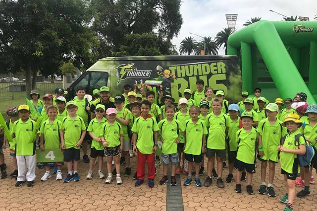 Cricket Camp Thunder 2019
