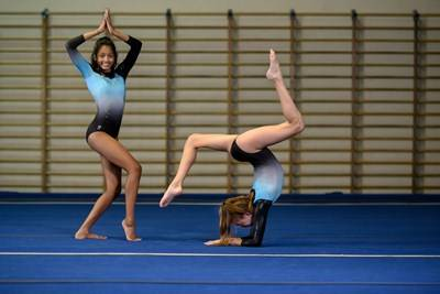Teen Adult Tumbling