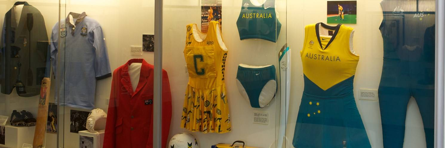 Sports Centre - NSW Hall of Champions - Exhibition - Photography by The Big Picture
