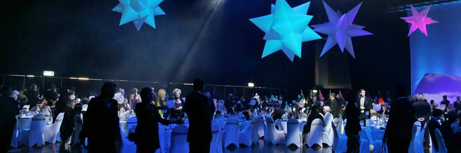 2010 - Sports Centre - Venue Hire - Dinner - Function - Photograph by Australian Training Awards