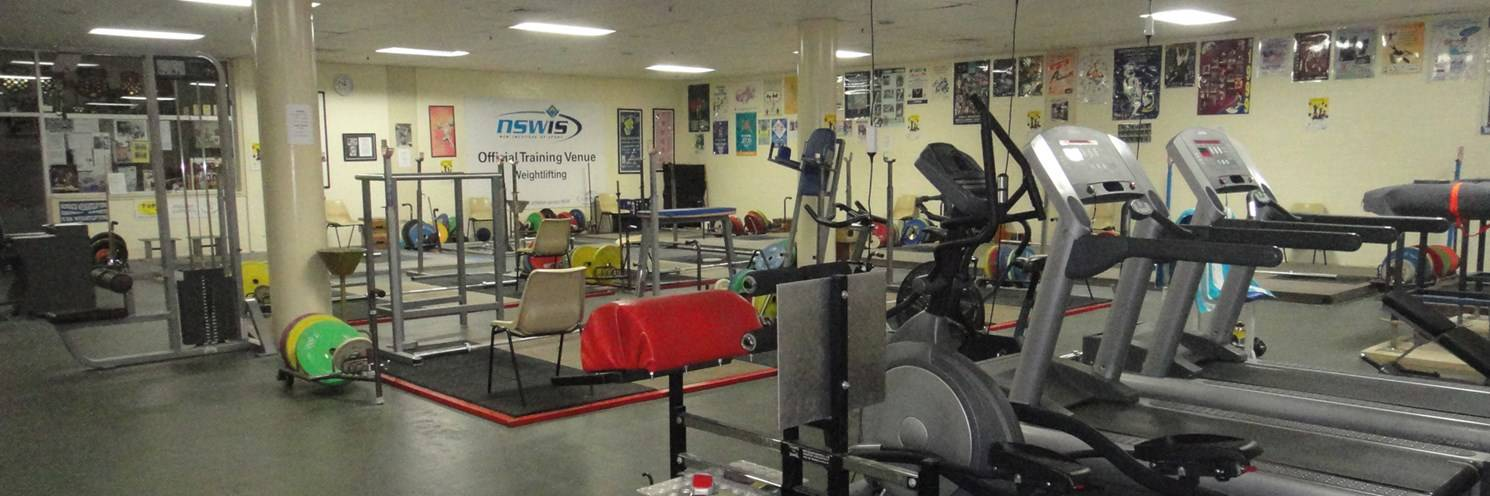 Sports Centre - Venue Information - NSW Weightlifting Association