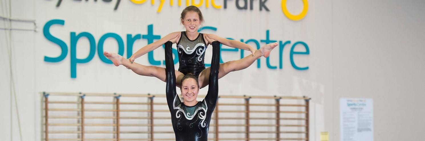 Sydney Olympic Park Sports Centre - Gymnastics Club - Timetable - Photography by Paul K Robbins - 2014