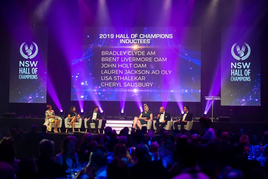 Hall of Champions 2019 Inductees