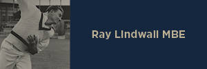 Ray Lindwall MBE
